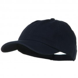 Deluxe Garment Washed Cotton Twill Cap - Navy