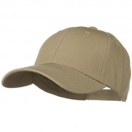 Superior Cotton Twill Low Profile Strap Cap