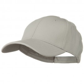 Comfy Cotton Jersey Knit Low Profile Strap Cap