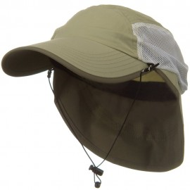 UV 50+ Talson Short Flap Cap