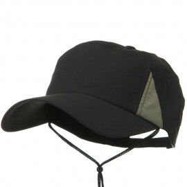 UV 50+ Outdoor Talson Cap - Charcoal