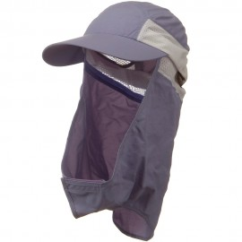 UV 50+ Talson Removable Flap Cap