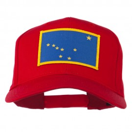 Alaska State High Profile Patch Cap