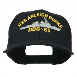 USS Navy Arleigh Burke Class Destroyer Military Cap
