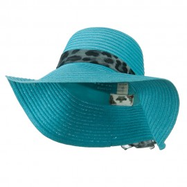 Animal Band Floppy Hat
