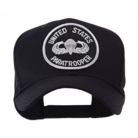Airborne Patch Cap