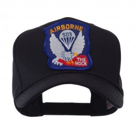 Airborne Patch Cap - 503rd