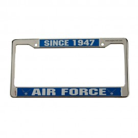 Air Force 3D License Frame