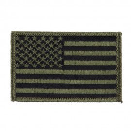 American Flag Patch - Subdued