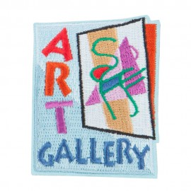 Art Museum Patches