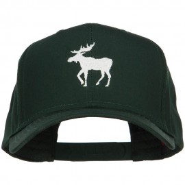 American Moose Embroidered Twill Cap