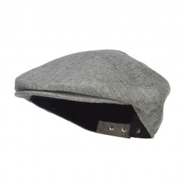 Men's Snap Bill Poly Ivy Cap