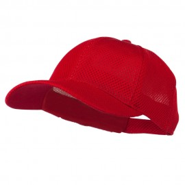 Air Mesh Polyester Cap