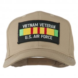 US Air Force Vietnam Veteran Patch Cap