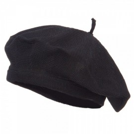 Traditional Ladies Knit Beret