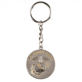 Assorted Troop Key Chains - Silver