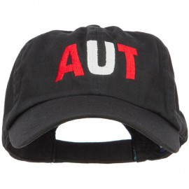 Austria Embroidered Low Profile Cap