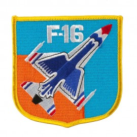 U.S. Air Force Aircraft Patches - F-16