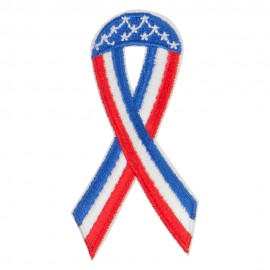 Awareness Ribbon Patches