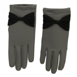 Women's Bow Accent Glove