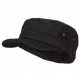 Big Size Fitted Trendy Army Style Cap