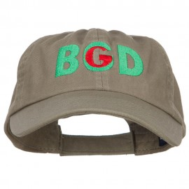 Bangladesh Embroidered Low Profile Cap