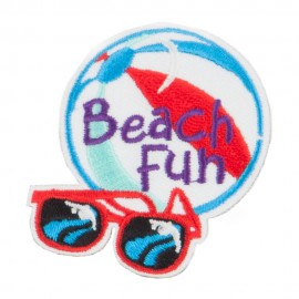 Beach Fun Patches