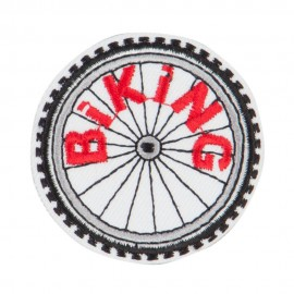 Biking Outdoor Patches