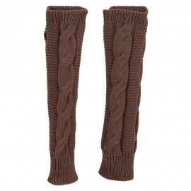 Women's Cable Long Arm Warmer