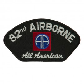 Air Bourne Military Large Patch