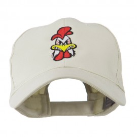 Bantam Mascot Embroidered Cap