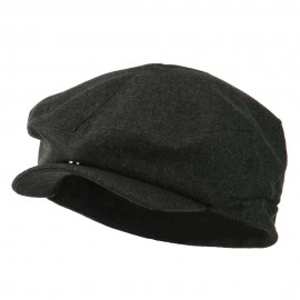 Big Men's Wool Blend Ivy Cap