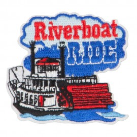 Boat Ride Patches
