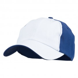 Brushed Cotton Twill Sandwich Bill Cap