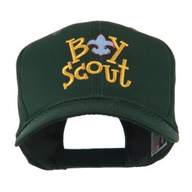 Boy Scout Logo Embroidered Cap