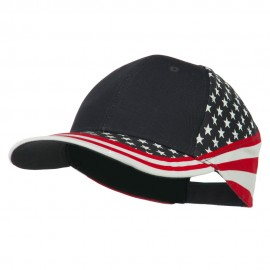 Stars and Stripes Flag Cap