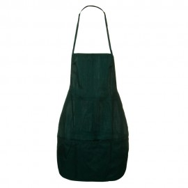 Solid Chef's Apron - Forest
