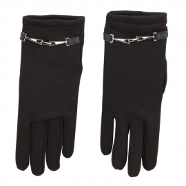 Women's Silver Chain Accent Glove