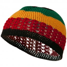 Cotton Kufi Cap - African