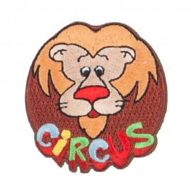 Circus Clowning Fun Patches