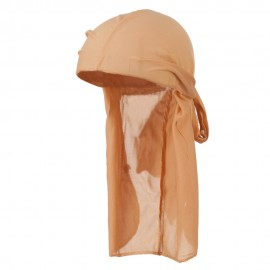 Satin Classic Durag - Timber