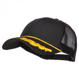 Captain Oak Leaf Trucker Cap