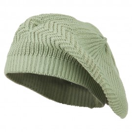 Cotton Rasta Tam Beret