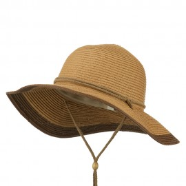 Ladies Toyo Braid Chin Strap Sun Hat