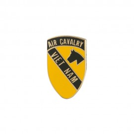 1st Cavalry Division Cloisonne Military Pins