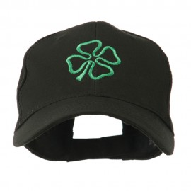 4 Leaf Clover Holiday Embroidered Cap