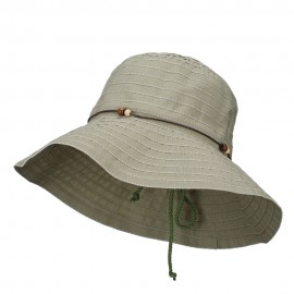 Adjustable Crushable Bucket Hat