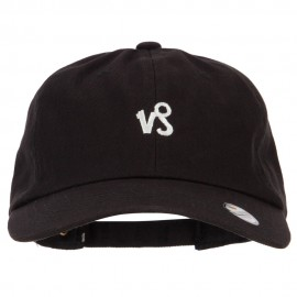 Capricorn Zodiac Sign Embroidered Unstructured Cap