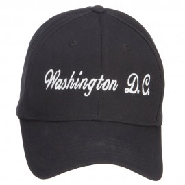 Washington D.C. Embroidered Cap