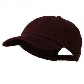 Deluxe Brushed Cotton Cap
